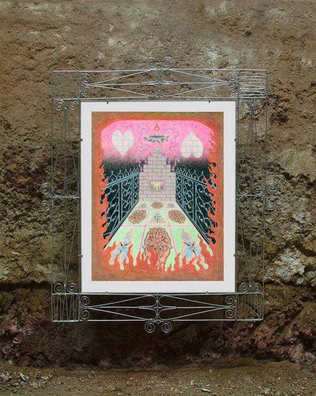 Framed Digital Prints